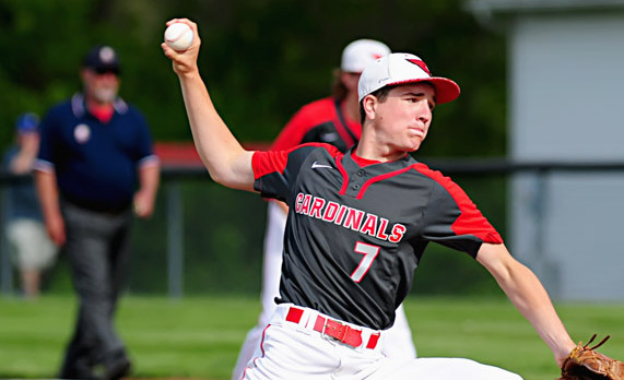 Michael Roberts 1st Team All-Ohio Baseball