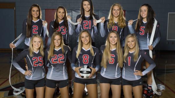Volleyball Varsity Team