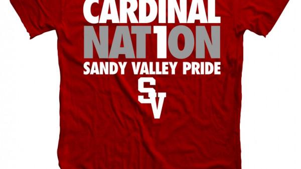 Sandy Valley Pride T-Shirt