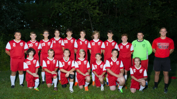 Boys Soccer Varsity