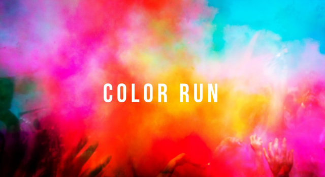 Sarchione Ford Color Run this Thursday at 6pm!!