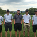 Boys Golf Ends Conference with best scores of the Year