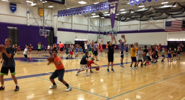 @NorthstarBBall Summer Youth Camps a Success!