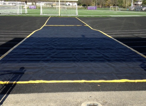 @NorthBoosters Contribute to Soccer Goals and Track Cover