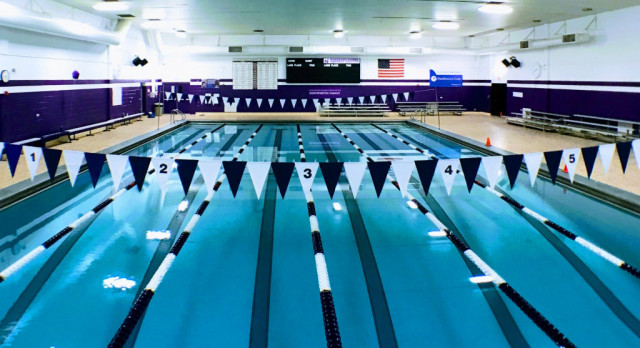 Boys Swimming and Diving Informational Meeting