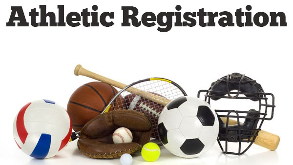 FALL SPORTS REGISTRATION STARTS TODAY