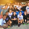 Soccer Volunteers at Chandler Food Bank