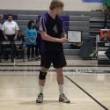 Varsity Volleyball Teacher Spotlight Night 3-2-17