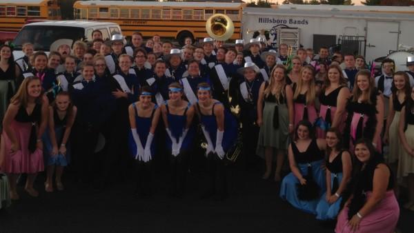 Band at Edwardsville