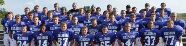 St. Louis Cardinals Feature Team (8th Grade Football)
