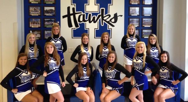 Cheerleaders to Perform at Busch Stadium