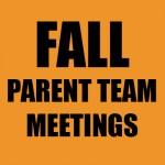 2016 Fall Sports Mandatory Parent Meeting