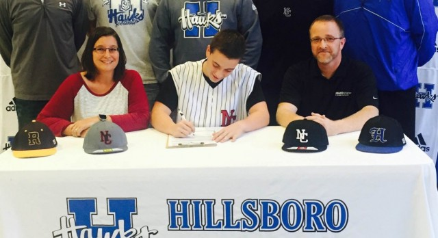 Whitehead Signs with North Central Missouri College
