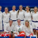 Girls Basketball Senior Night