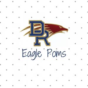 Eagle Poms