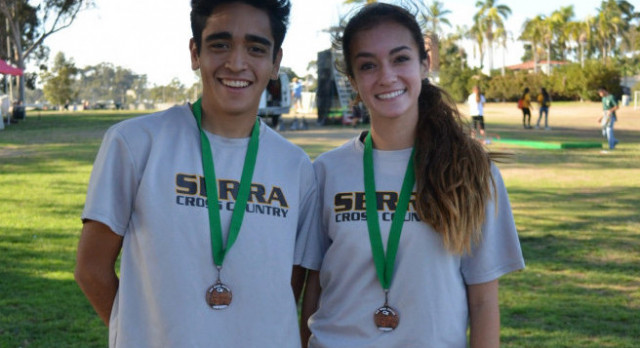TWO SERRA ATHLETES GOING TO STATE
