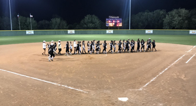 Softball Claims Bi-District Championship with wins over SA Edison