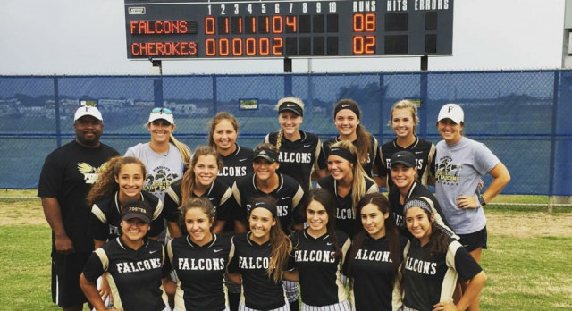 Softball To Regional Finals With Win Over Tuloso-Midway