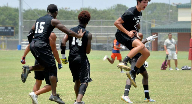 Falcons Ready to Compete at State 7-on-7 Tournament