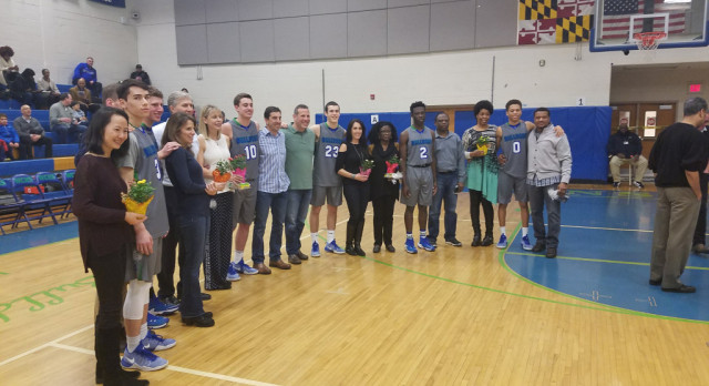 2017 Boys & Girls Senior Night Video & Photos