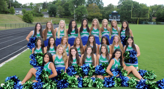 2017-18 Poms Interest Meeting Tuesday April 25th At 6:30