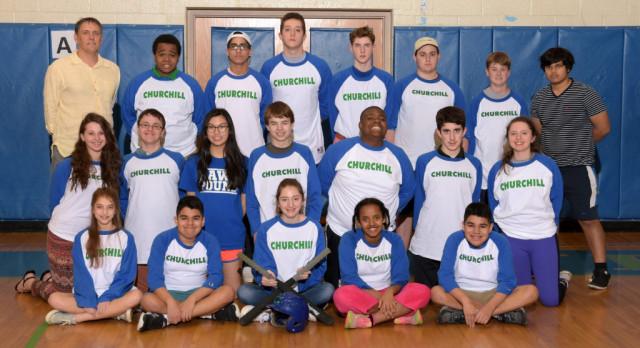 Allied Softball Wins 1st in School History!