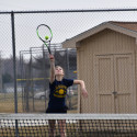 Clarkston JV Girls Tennis @ Dakota