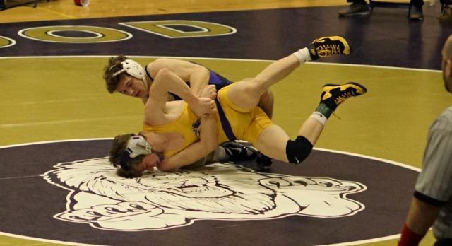 Wrestling 6A Regionals Top 8