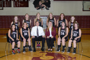 2016-2017 Varsity Girls Basketball