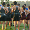2017 Cross Country vs. Logos Prep dual meet