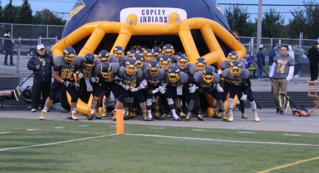 Copley Football Youth Camp