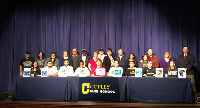 April 12 Signing Day