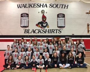 GIrls Jr Blackshirts PROGRAM