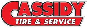 Cassidy Tire & Service Logo