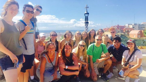 GTC Students in Barcelona, Spain (Summer 2017)