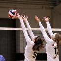Varsity Girls Volleyball vs North