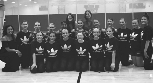 Tryout Information – Waukesha South Pom WINTER 17-18