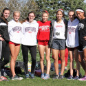 Girls X-Country at Sectionals pictures