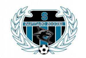 Santiago Sharks Logo