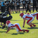 Football 2016: Freshman vs Kuna