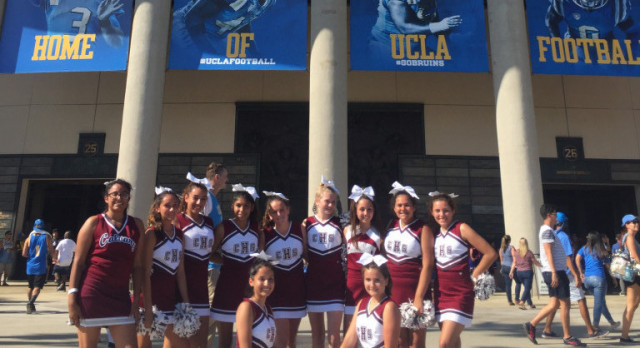 UCLA Spirit Spectacular