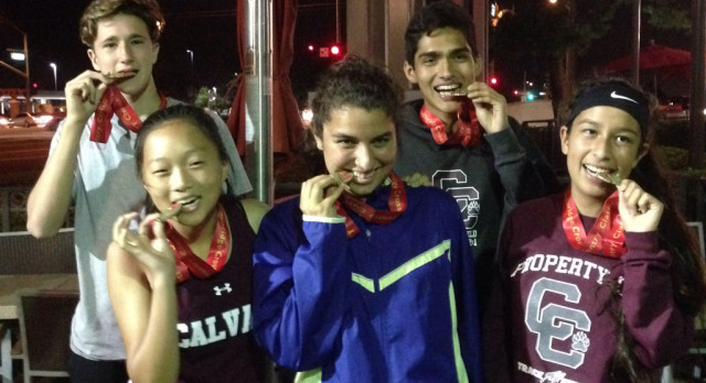 Cross Country Takes A Bite Of Victory