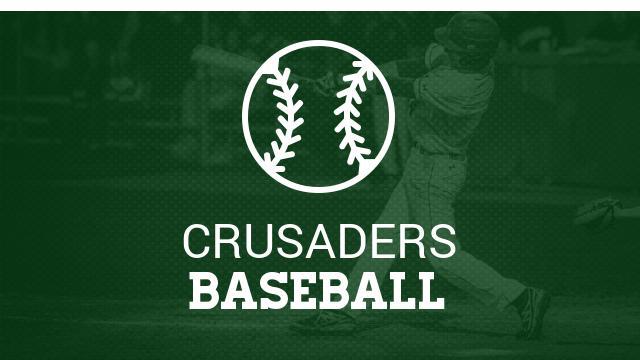 2017 Crusader Baseball Staff