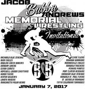 Bubba Wrestling Invite 2017
