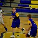6th Grade Boys Halftime Basketball show