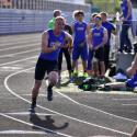 Clyde Boys Varsity Track vs Edison