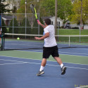 Boys Tennis Vs Oak Harbor