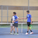 Boys Tennis rout of Fremont Ross the Dominance continues