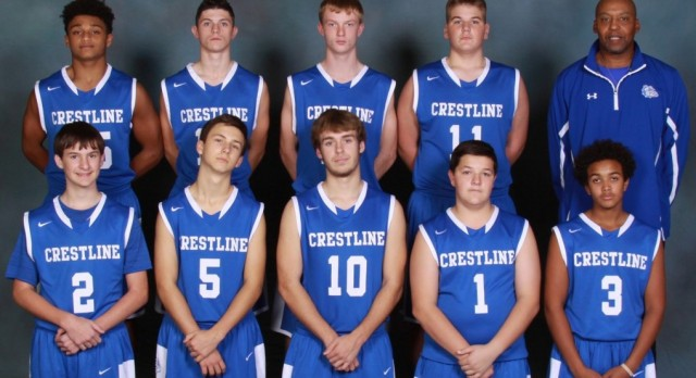 2016-2017 Boys Freshman Basketball