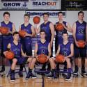 Varsity Boys Basketball Team Photo 2017